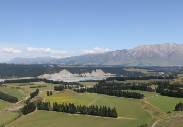 Canterbury plains