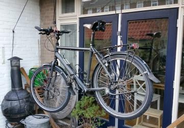 a clean bike